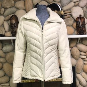 LIKE NEW! In EUC KENNETH COLE REACTION DOWN PUFFER